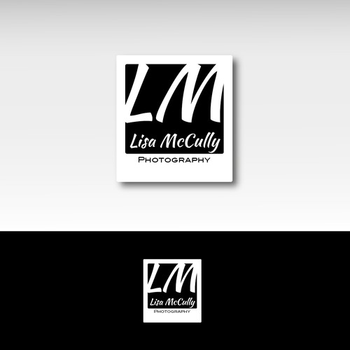 Create the next logo for Lisa McCully Photography