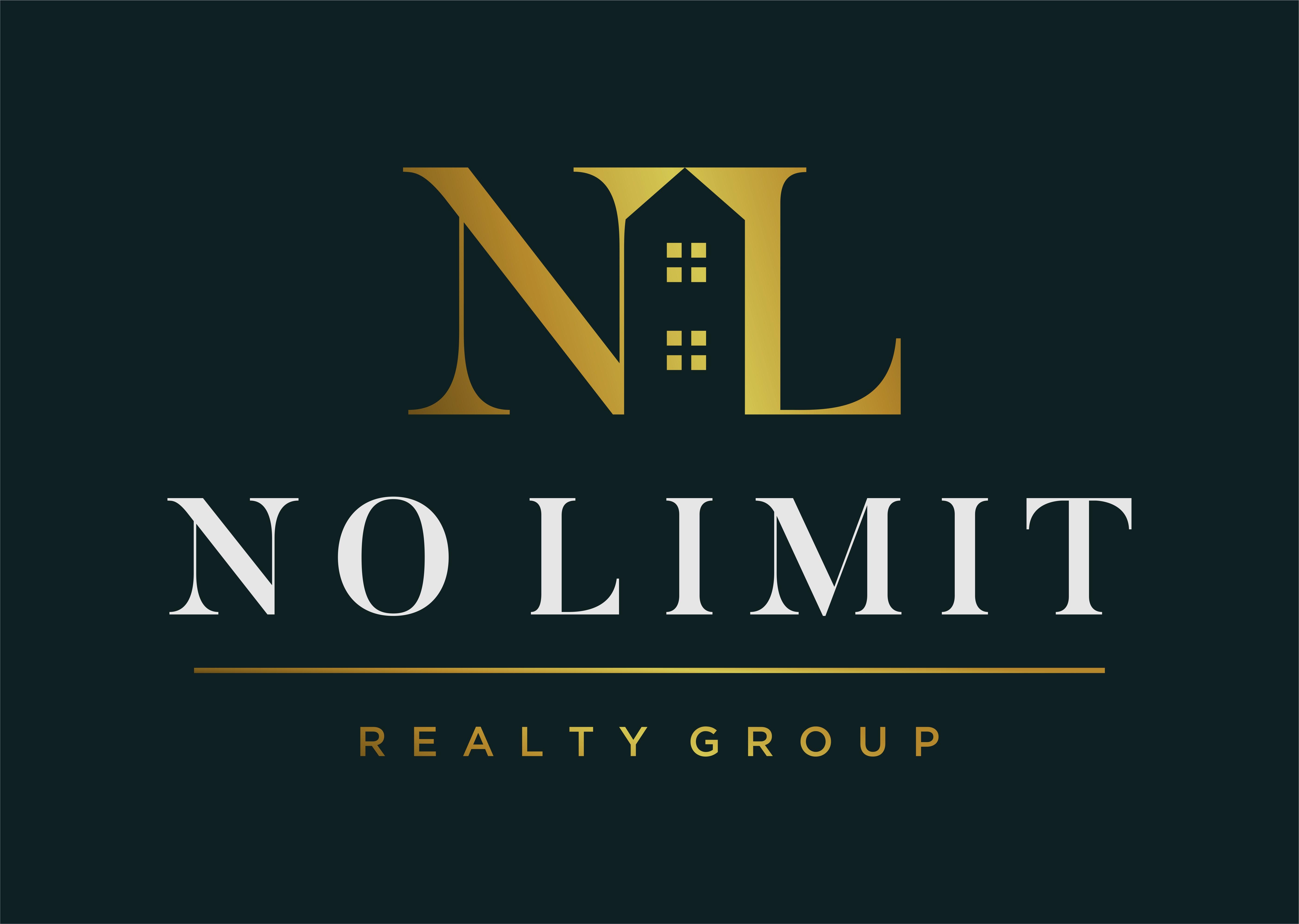 Modern, Hip, Sleek Real Estate team logo
