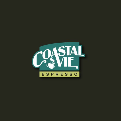 New Logo Design wanted for Coastal Vie Espresso
