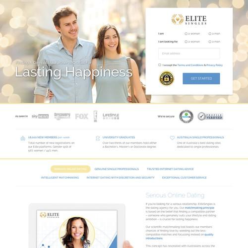 Premium Online Dating Website