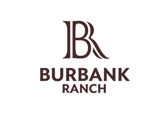 Create the next logo for Burbank Ranch