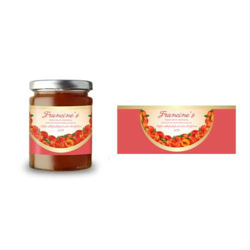 Love Jam? Live for fruity preserves? Design a Jam Label.