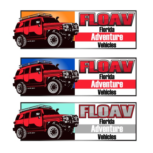 New logo wanted for Florida Adventure Vehicles