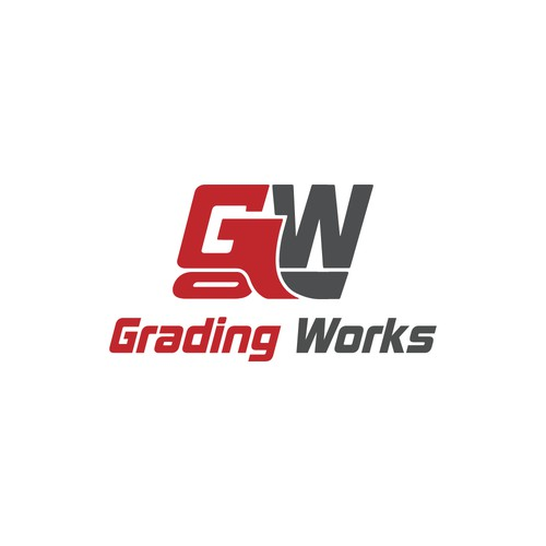 Grading Works - Logo