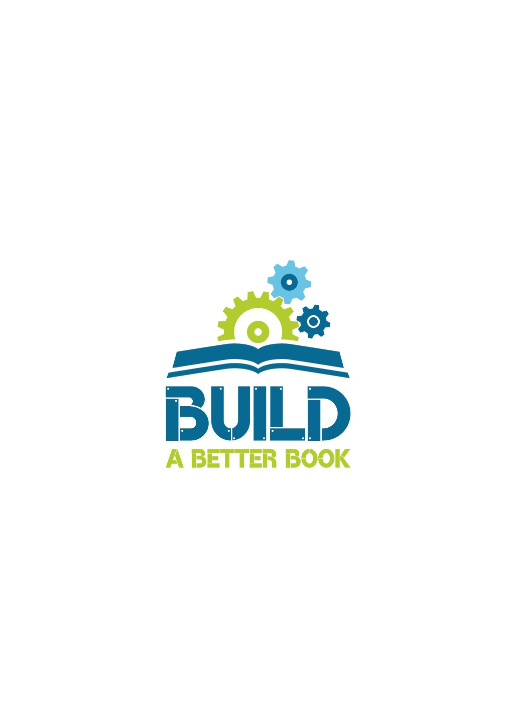 Design an engaging logo for the Build a Better Book project