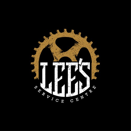 Bold Logo for Service Centre