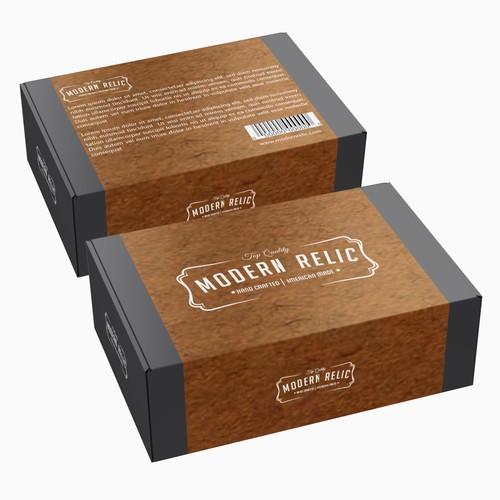 packaging Leble