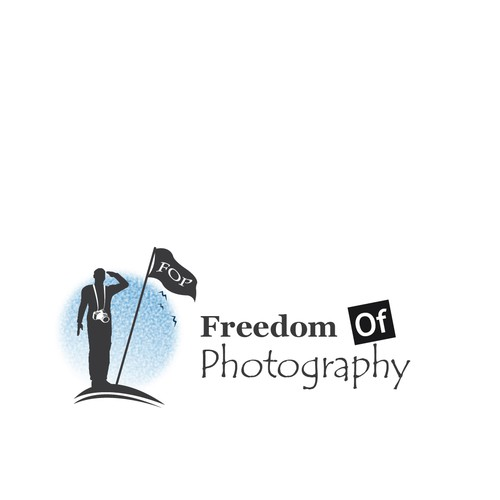 Help Freedom of Photography or F.O.P or FOP with a new logo