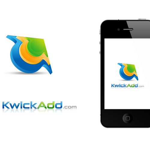 Help with Logo design for KwickAdd.com