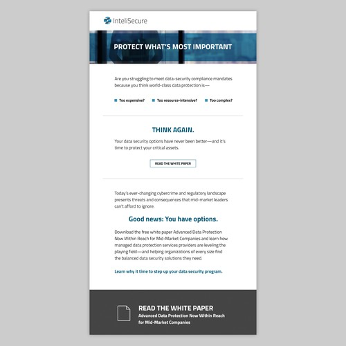 Intelisecure - email