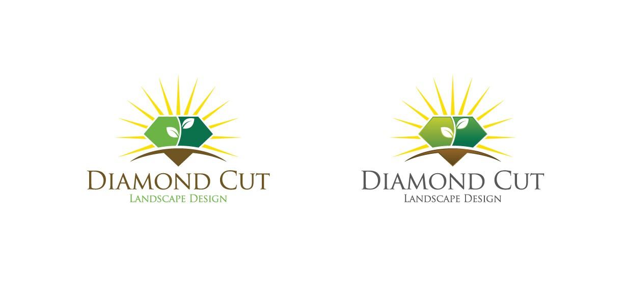 Diamond Cut Landscape Design needs a new logo