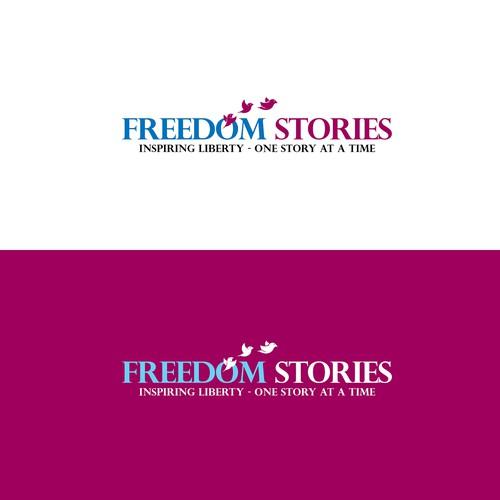 Freedom Stories Logo