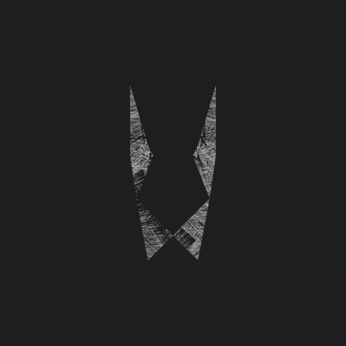"""Dark Minimal Band Logo for Electronic Recording Artist """"Verasect"""""""