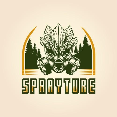 sprayture