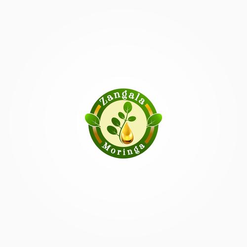 Logo for Zangala Moringa