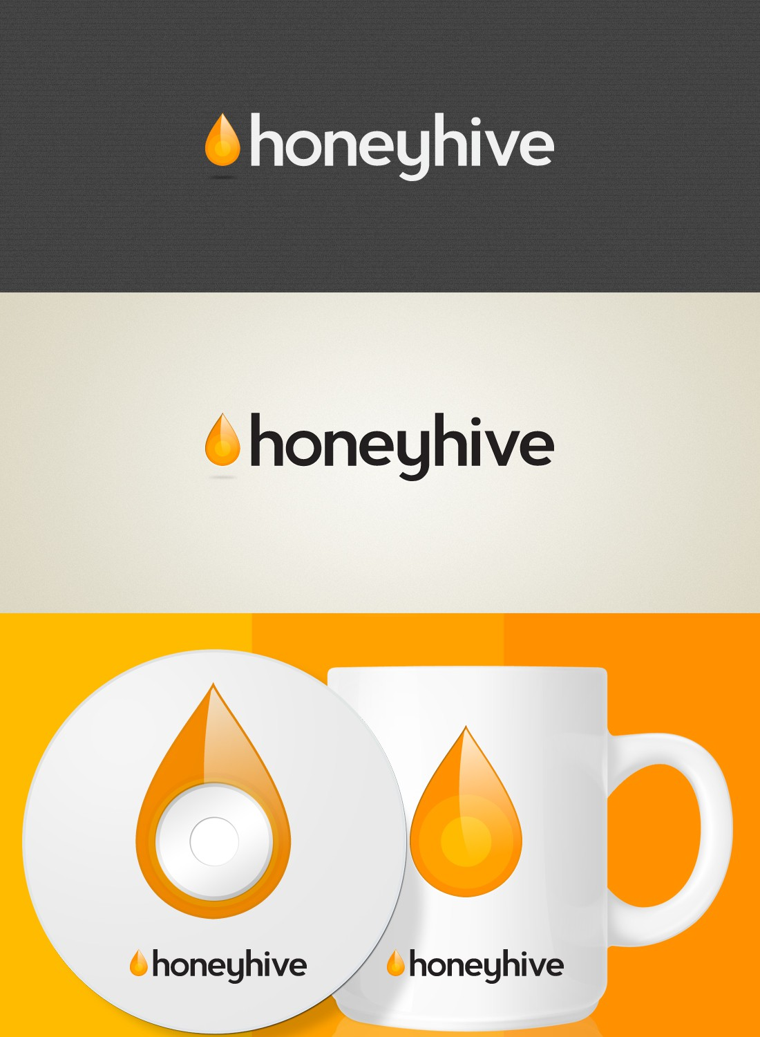 honeyhive needs a new logo