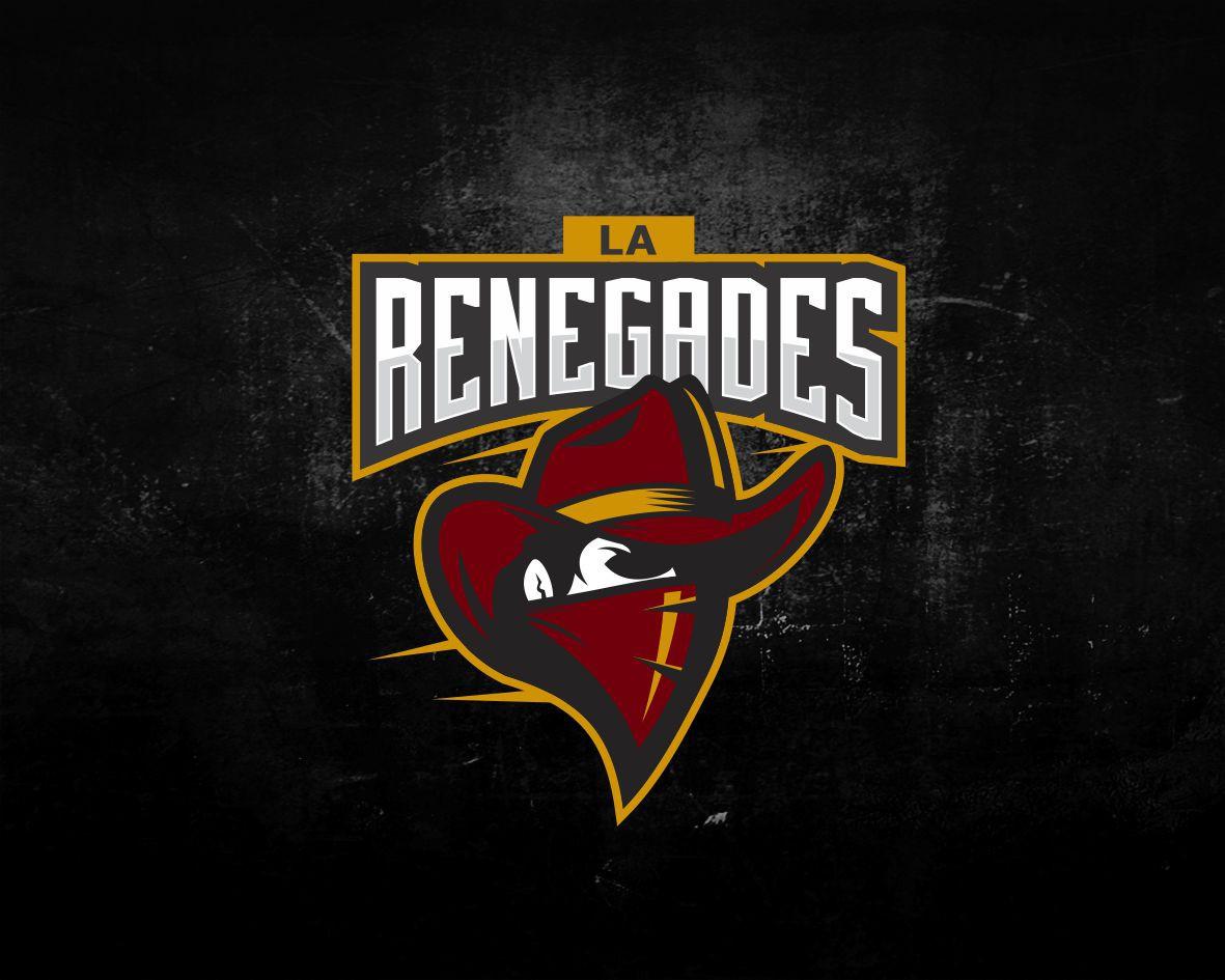 Create a unique western themed logo for an Esports team