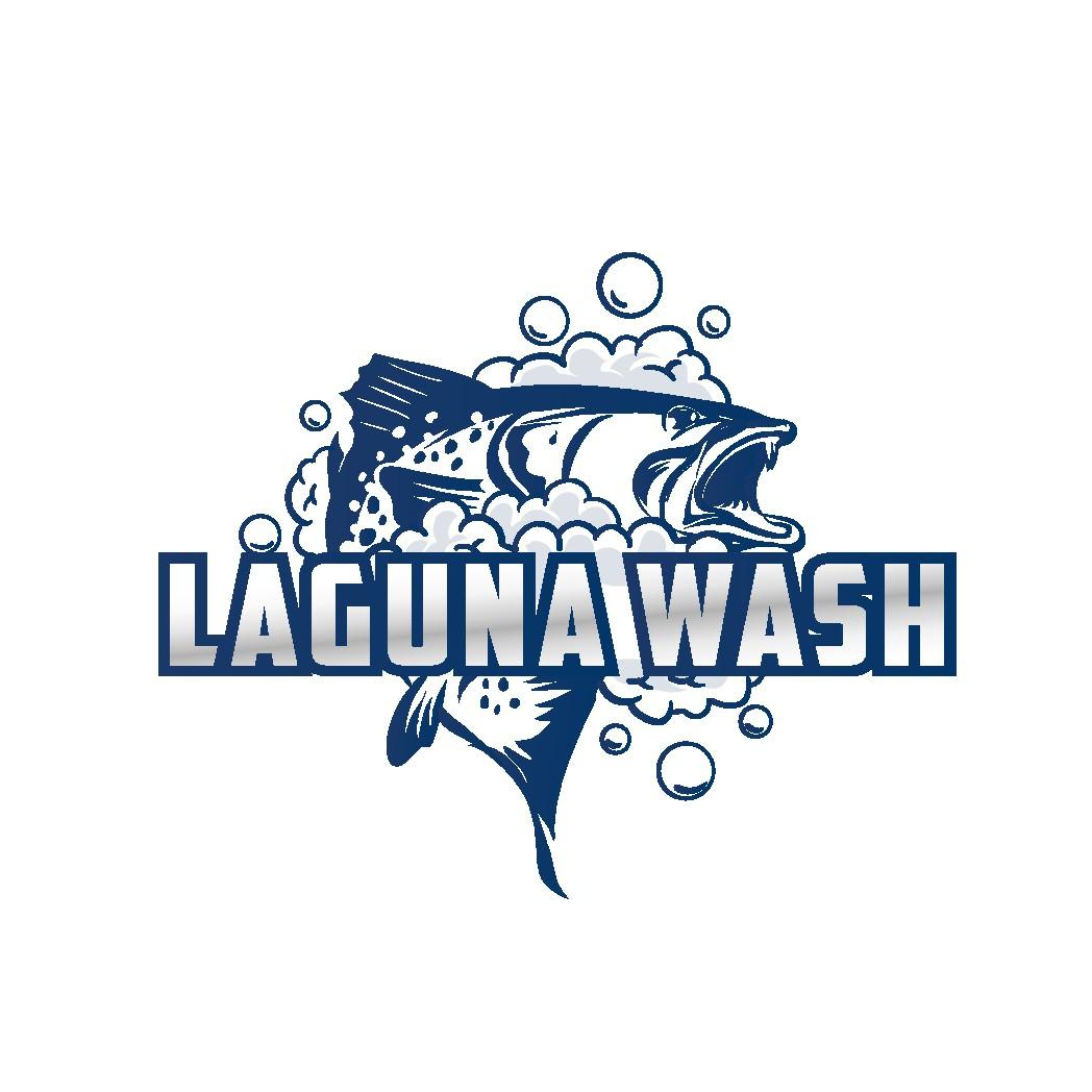Boat wash logo design