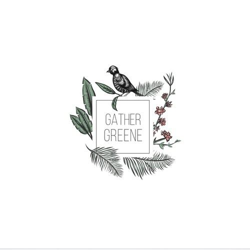 Logo for Gather Greene