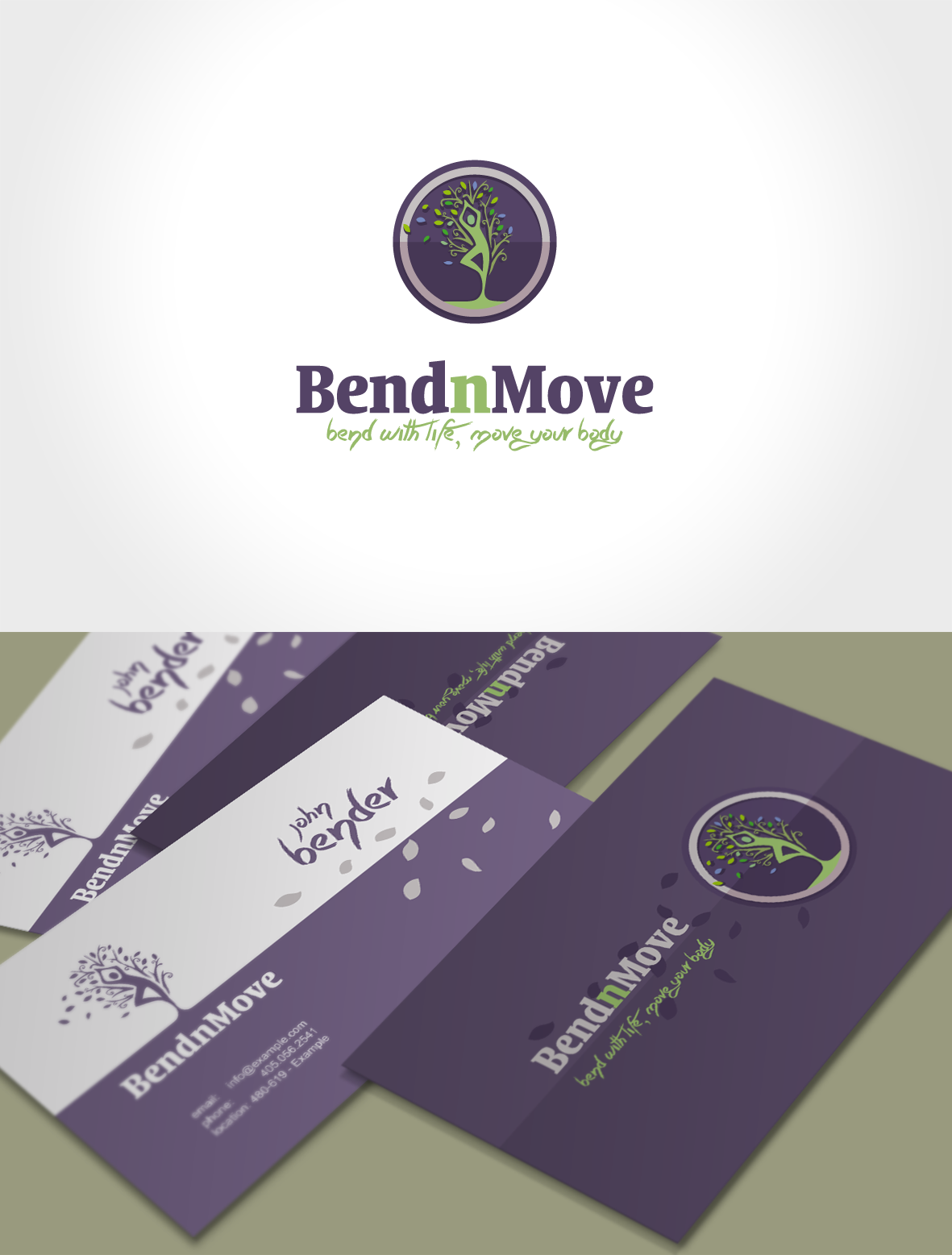 New logo wanted for BendnMove