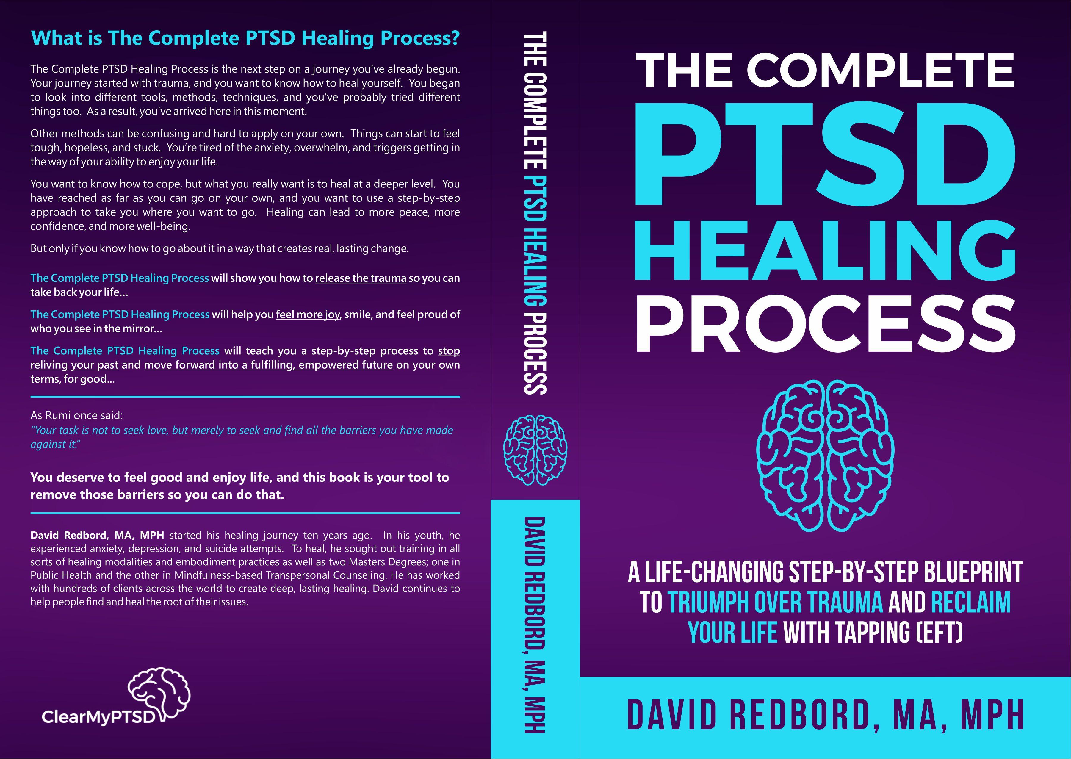 Maximum Creativity for Trauma Healing Book Cover - 1st in Series