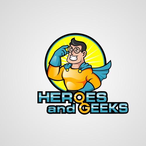 Heroes and Geeks