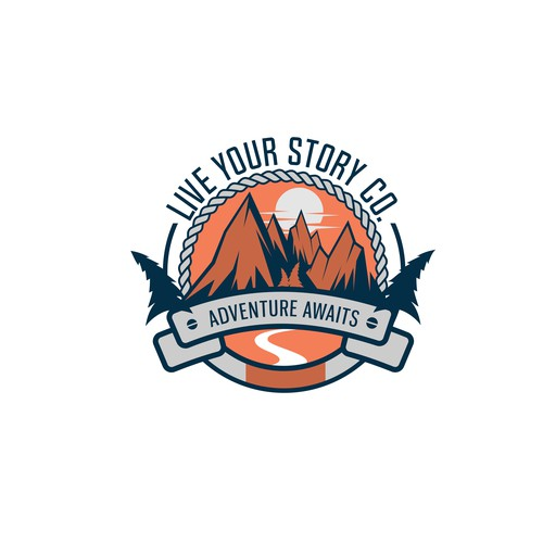Design logo for Outdoor Adventure Lifestyle Brand to be co-promoted w/ other leading outdoor brands