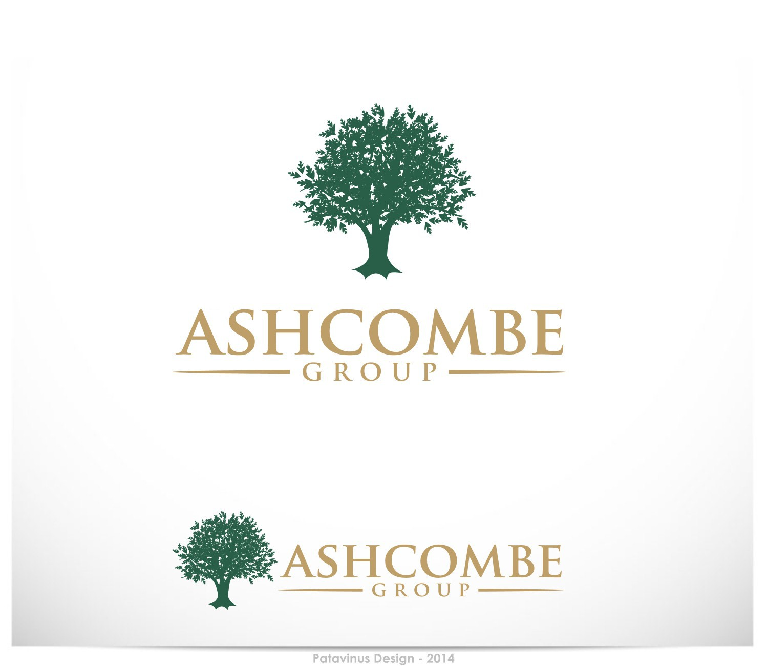 Create an enduring logo for the premium residential agecare holding company