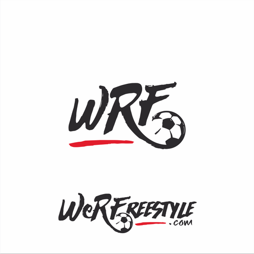 Free-style logo for Freestyle Soccer