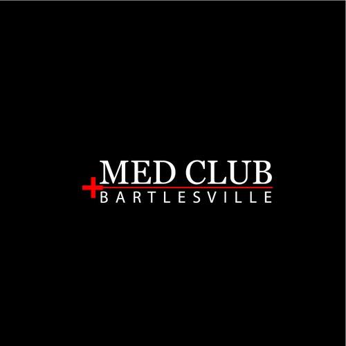 Logo para un club medico