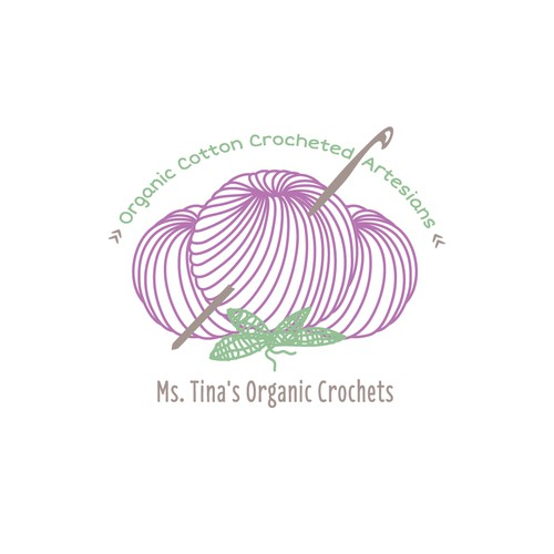 Logo for organic handmade artesians