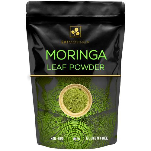 Eat Moringa Packaging