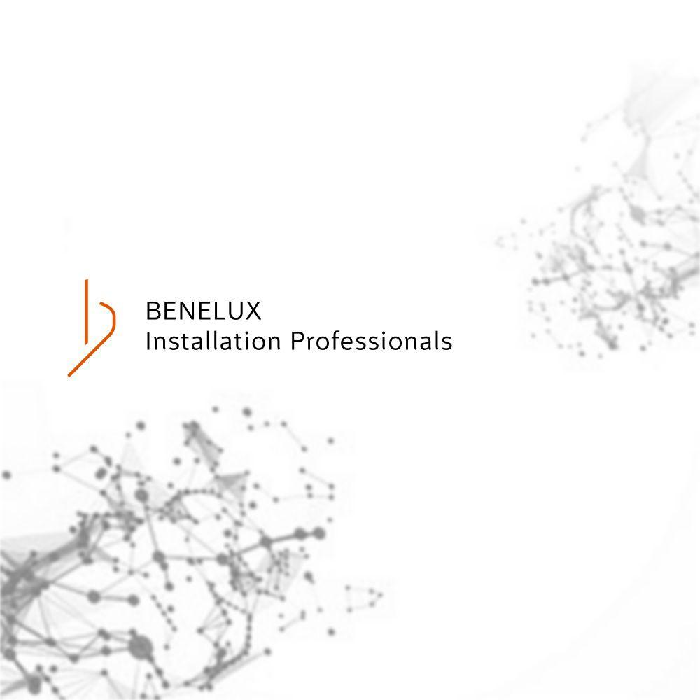 Logo for telematics installation company