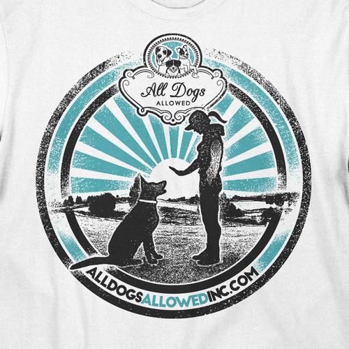 Dog Trainers T-shirt