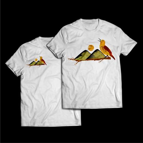 Vintage concept fot tshirt