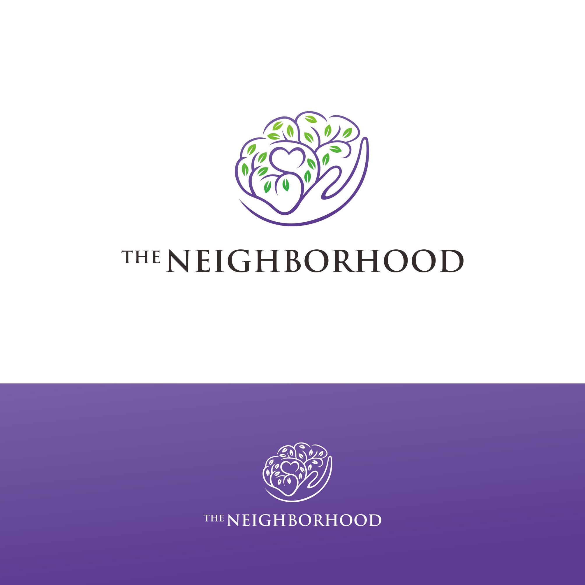 """""""The Neighborhood"""" logo"""