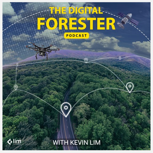 The Digital Forester podcast cover