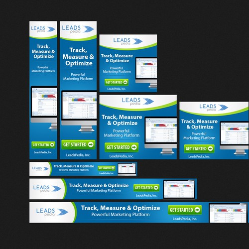 LeadsPedia Banner Ads