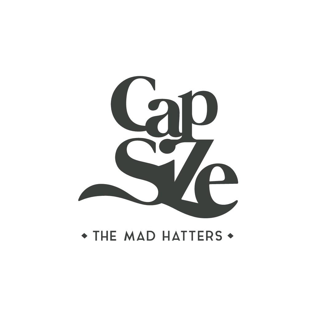 Skate & Surf Kopfbedeckung aus Upcycling Materialien für Mad Hatters Thriftshop