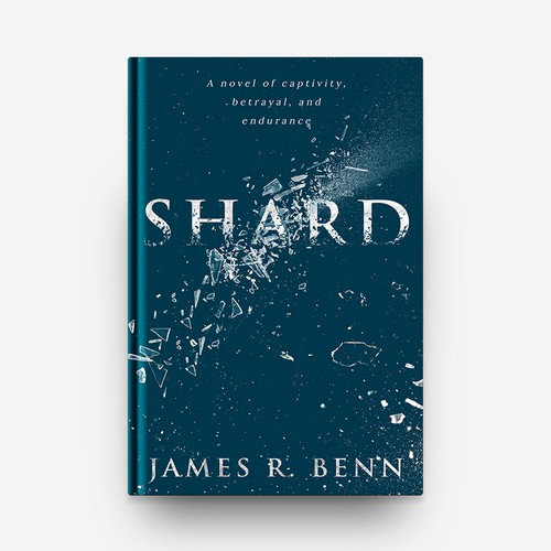 """Shard"" Book Cover Design"
