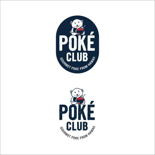 Poke Restaurant logo