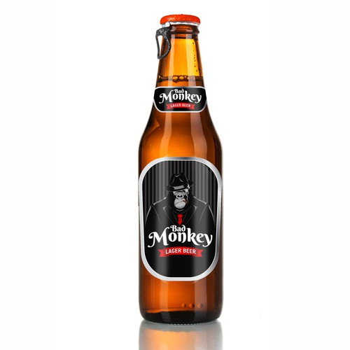 Bad Monkey - Lager Beer