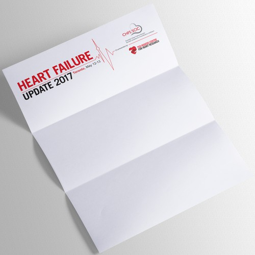 Letterhead (header) needed for Canadian national medical conference