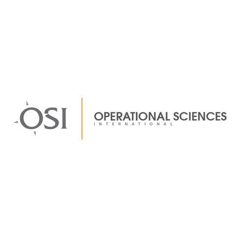 Creative logo for OSI