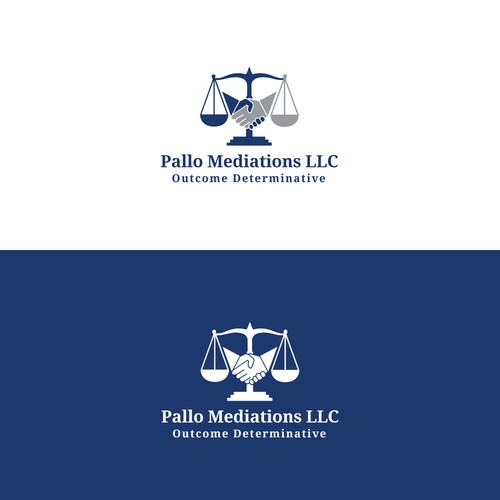 A logo for law firm