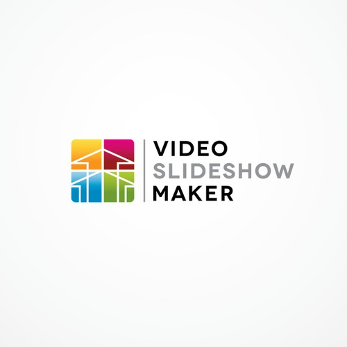 Creating a winning logo design for Video Slideshow Maker!