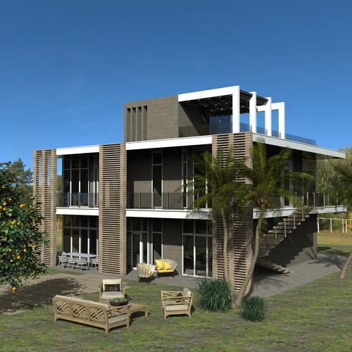 architectural 3d