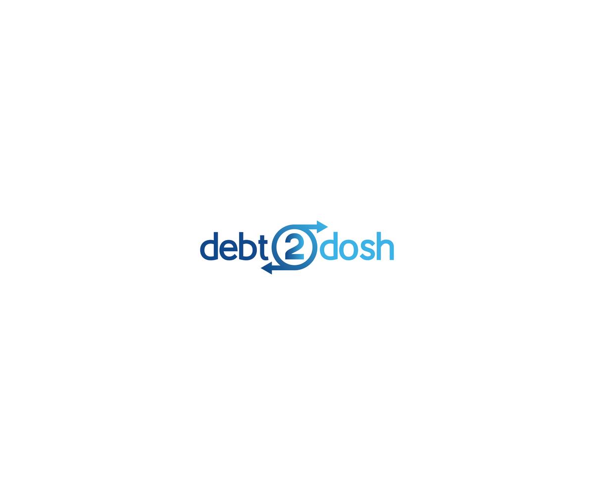 Debt 2 Dosh - Debt Management Logo Design