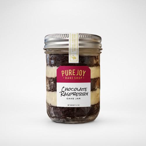 Pure Joy Bakeshop Packaging