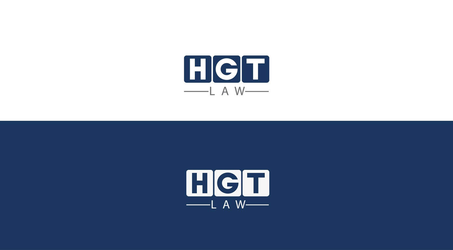 HGT Law needs a new logo